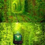 Un passage de train