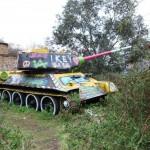 Tank coloré