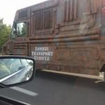 Véhicule de transport de zombie