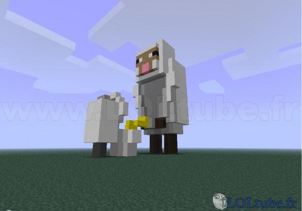 Pipi Mouton